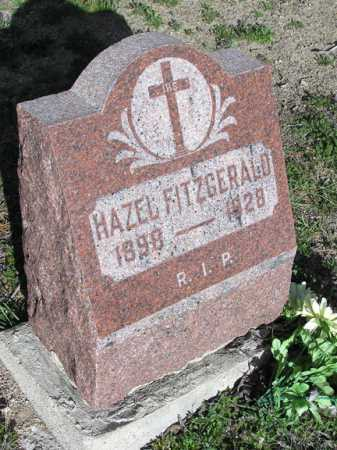 FITZGERALD, HAZEL - Yavapai County, Arizona | HAZEL FITZGERALD - Arizona Gravestone Photos