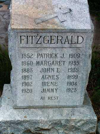 FITZGERALD, JAMES F. - Yavapai County, Arizona | JAMES F. FITZGERALD - Arizona Gravestone Photos