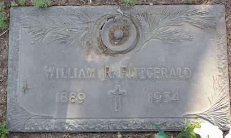 FITZGERALD, WILLIAM ROBERT - Yavapai County, Arizona   WILLIAM ROBERT FITZGERALD - Arizona Gravestone Photos