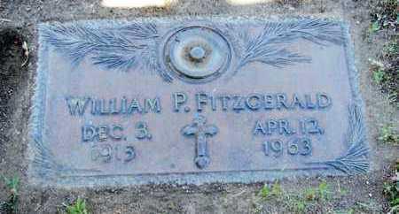FITZGERALD, WM. PATRICK - Yavapai County, Arizona | WM. PATRICK FITZGERALD - Arizona Gravestone Photos