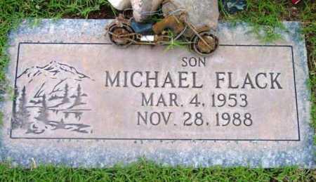 FLACK, LEONARD MICHAEL - Yavapai County, Arizona | LEONARD MICHAEL FLACK - Arizona Gravestone Photos