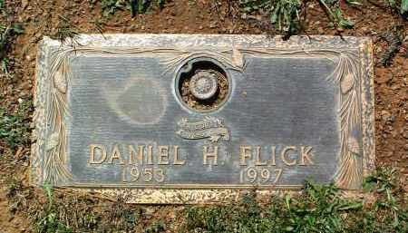 FLICK, DANIEL H. - Yavapai County, Arizona | DANIEL H. FLICK - Arizona Gravestone Photos