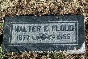 FLOOD, WALTER EVERETT - Yavapai County, Arizona | WALTER EVERETT FLOOD - Arizona Gravestone Photos
