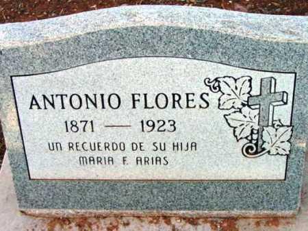 FLORES, ANTONIO - Yavapai County, Arizona | ANTONIO FLORES - Arizona Gravestone Photos
