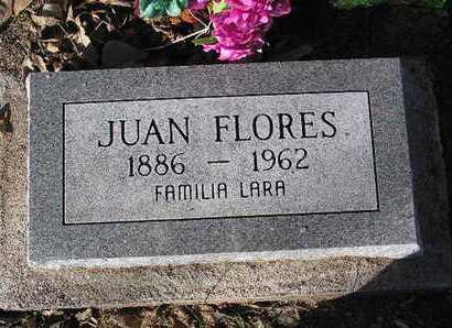 FLORES, JUAN - Yavapai County, Arizona | JUAN FLORES - Arizona Gravestone Photos