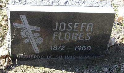 FLORES, JOSEFA - Yavapai County, Arizona   JOSEFA FLORES - Arizona Gravestone Photos