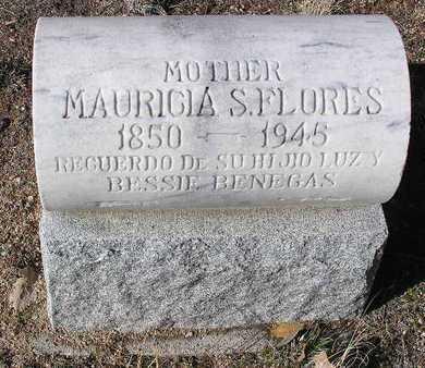 FLORES, MAURICIA S. - Yavapai County, Arizona | MAURICIA S. FLORES - Arizona Gravestone Photos