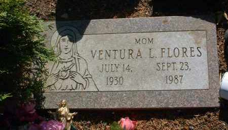 FLORES, VENTURA L. - Yavapai County, Arizona   VENTURA L. FLORES - Arizona Gravestone Photos