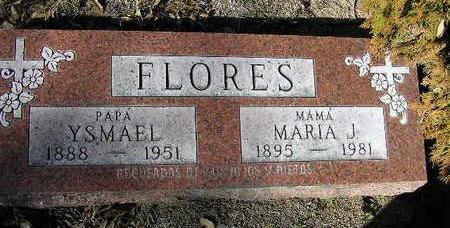 FLORES, YSMAEL - Yavapai County, Arizona | YSMAEL FLORES - Arizona Gravestone Photos