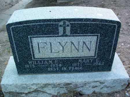 FLYNN, WILLIAM F. - Yavapai County, Arizona | WILLIAM F. FLYNN - Arizona Gravestone Photos