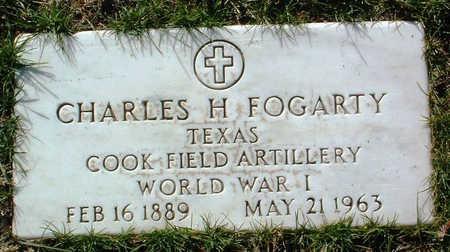 FOGARTY, CHARLES H. - Yavapai County, Arizona | CHARLES H. FOGARTY - Arizona Gravestone Photos