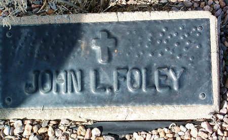 FOLEY, JOHN LAWRENCE - Yavapai County, Arizona   JOHN LAWRENCE FOLEY - Arizona Gravestone Photos