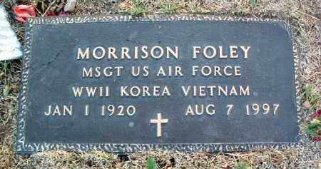 FOLEY, MORRISON - Yavapai County, Arizona   MORRISON FOLEY - Arizona Gravestone Photos