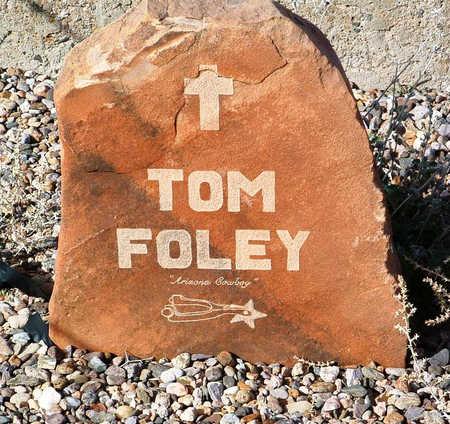 FOLEY, THOMAS ELMER - Yavapai County, Arizona | THOMAS ELMER FOLEY - Arizona Gravestone Photos