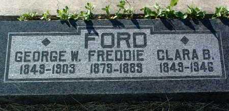 FORD, FREDDIE (GEORGE F.) - Yavapai County, Arizona | FREDDIE (GEORGE F.) FORD - Arizona Gravestone Photos