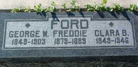 FORD, GEORGE WILLIAM - Yavapai County, Arizona   GEORGE WILLIAM FORD - Arizona Gravestone Photos