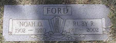 FORD, NOAH ORVILLE - Yavapai County, Arizona | NOAH ORVILLE FORD - Arizona Gravestone Photos