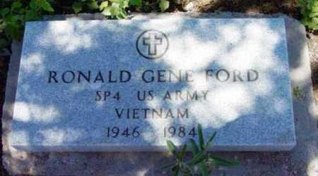 FORD, RONALD GENE - Yavapai County, Arizona   RONALD GENE FORD - Arizona Gravestone Photos
