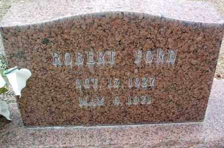 FORD, ROBERT BASIL - Yavapai County, Arizona | ROBERT BASIL FORD - Arizona Gravestone Photos