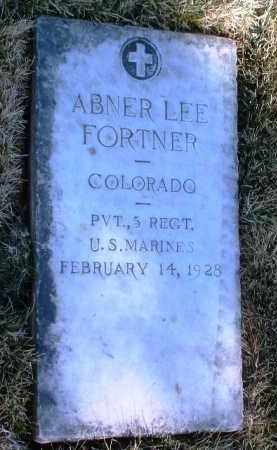 FORTNER, ABNER LEE - Yavapai County, Arizona | ABNER LEE FORTNER - Arizona Gravestone Photos