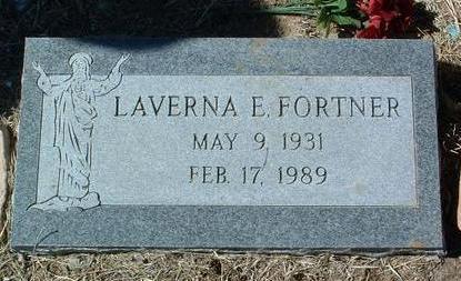 REDHOUSE FORTNER, LAVERNA E. LOUISE - Yavapai County, Arizona | LAVERNA E. LOUISE REDHOUSE FORTNER - Arizona Gravestone Photos