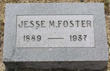 FOSTER, JESSE M. - Yavapai County, Arizona | JESSE M. FOSTER - Arizona Gravestone Photos
