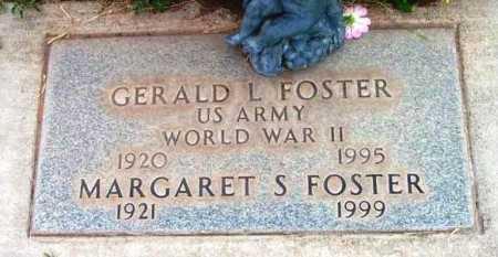 FOSTER, MARGARET S. - Yavapai County, Arizona   MARGARET S. FOSTER - Arizona Gravestone Photos