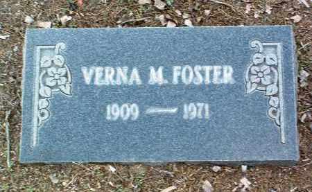 FOSTER, VERNA MARIE - Yavapai County, Arizona   VERNA MARIE FOSTER - Arizona Gravestone Photos