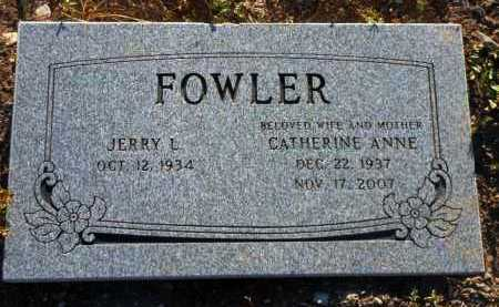 CARR FOWLER, CATHERINE - Yavapai County, Arizona | CATHERINE CARR FOWLER - Arizona Gravestone Photos