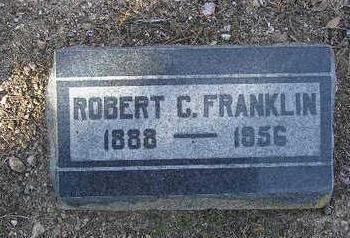FRANKLIN, ROBERT C - Yavapai County, Arizona | ROBERT C FRANKLIN - Arizona Gravestone Photos