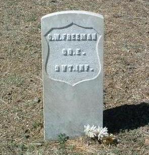 FREEMAN, CHARLES W. - Yavapai County, Arizona | CHARLES W. FREEMAN - Arizona Gravestone Photos