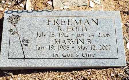 FREEMAN, RUTH HOLLY - Yavapai County, Arizona   RUTH HOLLY FREEMAN - Arizona Gravestone Photos