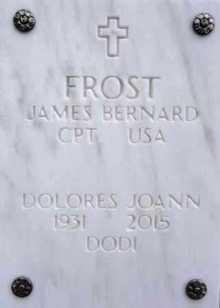 FROST, DOLORES JOANN - Yavapai County, Arizona | DOLORES JOANN FROST - Arizona Gravestone Photos