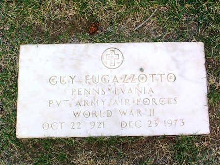 FUGAZZOTTO, GUY - Yavapai County, Arizona | GUY FUGAZZOTTO - Arizona Gravestone Photos