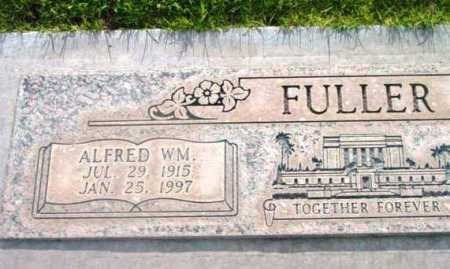FULLER, ALFRED WILLIAM - Yavapai County, Arizona | ALFRED WILLIAM FULLER - Arizona Gravestone Photos