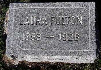 FULTON, LAURA - Yavapai County, Arizona | LAURA FULTON - Arizona Gravestone Photos