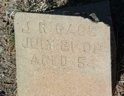 GAGE, JAMES RUSSELL - Yavapai County, Arizona | JAMES RUSSELL GAGE - Arizona Gravestone Photos