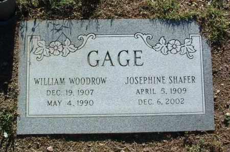 GAGE, JOSEPHINE RUTH - Yavapai County, Arizona | JOSEPHINE RUTH GAGE - Arizona Gravestone Photos