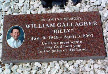 GALLAGHER, WILLIAM (BILLY) - Yavapai County, Arizona | WILLIAM (BILLY) GALLAGHER - Arizona Gravestone Photos