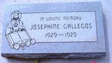 GALLEGOS, JOSEPHINE - Yavapai County, Arizona | JOSEPHINE GALLEGOS - Arizona Gravestone Photos