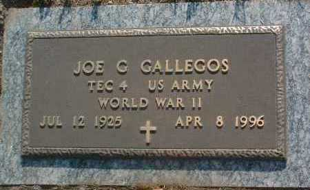 GALLEGOS, JOE GUADALUPE - Yavapai County, Arizona | JOE GUADALUPE GALLEGOS - Arizona Gravestone Photos