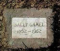 GAMEL, SALLY - Yavapai County, Arizona | SALLY GAMEL - Arizona Gravestone Photos