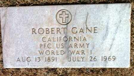 GANE, ROBERT - Yavapai County, Arizona | ROBERT GANE - Arizona Gravestone Photos