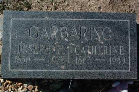 GARBARINO, CATHERINE - Yavapai County, Arizona | CATHERINE GARBARINO - Arizona Gravestone Photos
