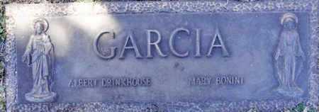BONINI GARCIA, MARY - Yavapai County, Arizona | MARY BONINI GARCIA - Arizona Gravestone Photos