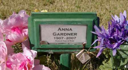 GARDNER, ANNA ALBERTA - Yavapai County, Arizona | ANNA ALBERTA GARDNER - Arizona Gravestone Photos