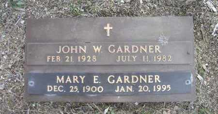 GARDNER, MARY ELIZABETH - Yavapai County, Arizona | MARY ELIZABETH GARDNER - Arizona Gravestone Photos