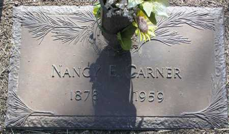 JONES CARNER, NANCY E. - Yavapai County, Arizona   NANCY E. JONES CARNER - Arizona Gravestone Photos