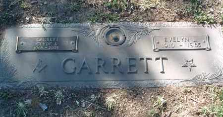 GARRETT, EVELYN LINNEA - Yavapai County, Arizona   EVELYN LINNEA GARRETT - Arizona Gravestone Photos