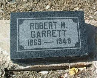 GARRETT, ROBERT M. - Yavapai County, Arizona | ROBERT M. GARRETT - Arizona Gravestone Photos